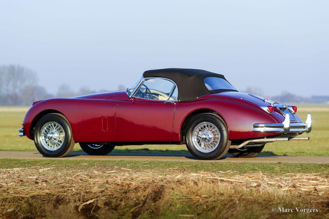 jaguar xk 150 3 4 litre ots 1958 classicargarage fr. Black Bedroom Furniture Sets. Home Design Ideas
