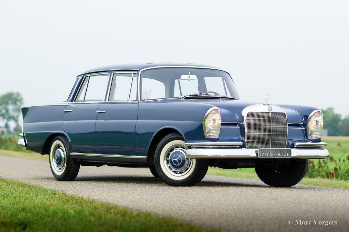 Mercedes benz 220 s 1964 classicargarage fr for Mercedes benz 220s