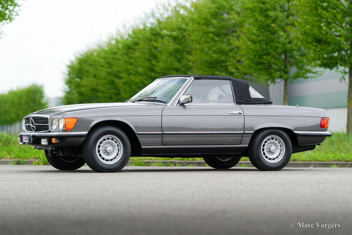 Mercedes benz 280 sl 1977 classicargarage fr for Where do they make mercedes benz