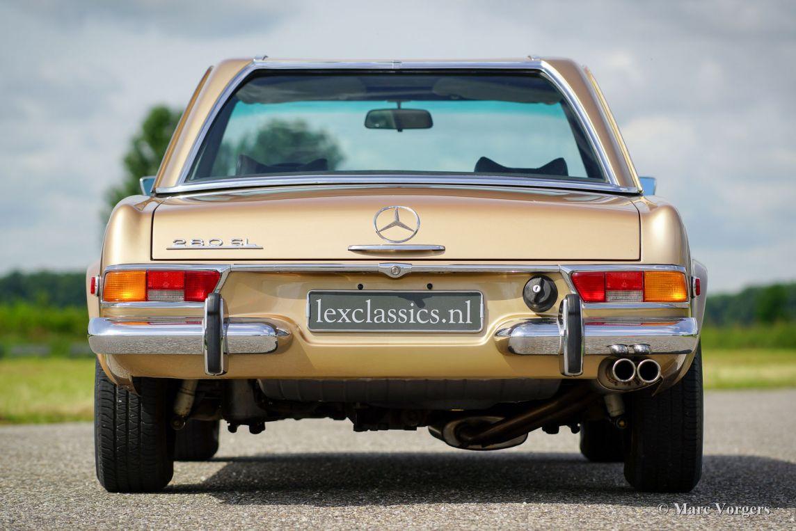 Mercedes benz 280 sl pagode 1969 classicargarage fr for Mercedes benz 280
