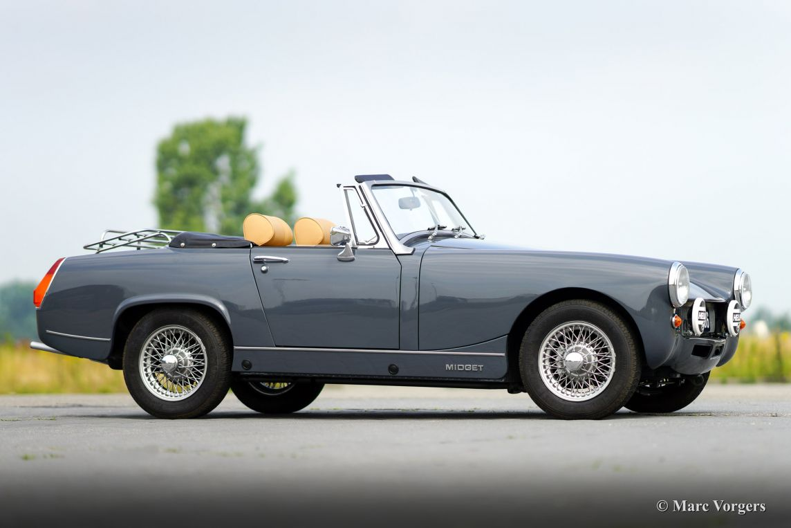 1973 mg midget value opinion you