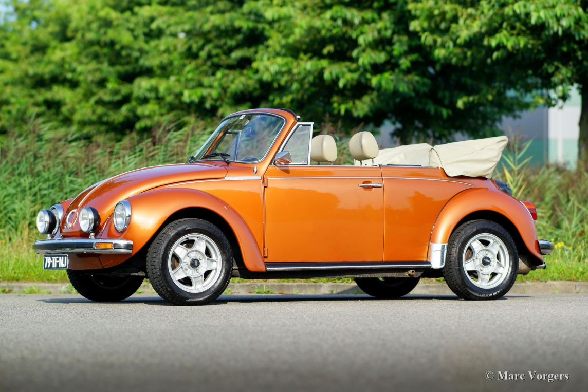 Volkswagen 'Beetle' 1303 cabriolet, 1978 - Classicargarage - FR