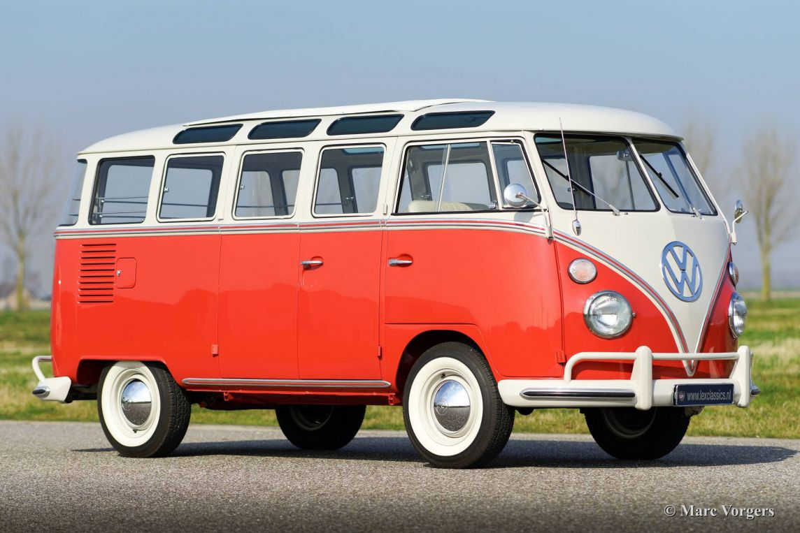 volkswagen t1 samba bus 1963 classicargarage fr. Black Bedroom Furniture Sets. Home Design Ideas