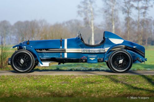 Bentley Special 3/8 Racer, 1951