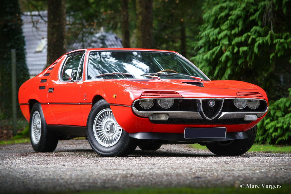 alfa romeo montreal 1972 classicargarage fr. Black Bedroom Furniture Sets. Home Design Ideas