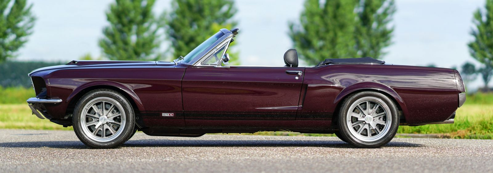 Ford mustang convertible 1966 classicargarage fr for Garage ford peronne 80