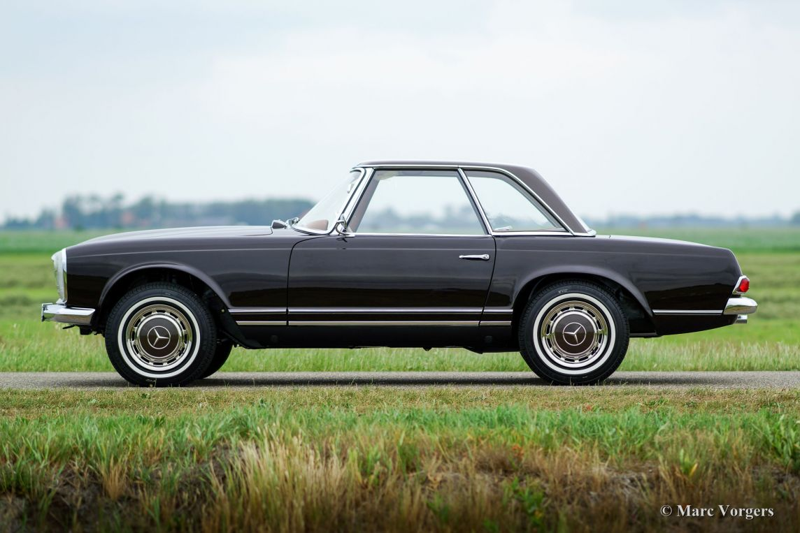 Mercedes benz 250 sl pagode 1969 classicargarage fr for Where do they make mercedes benz