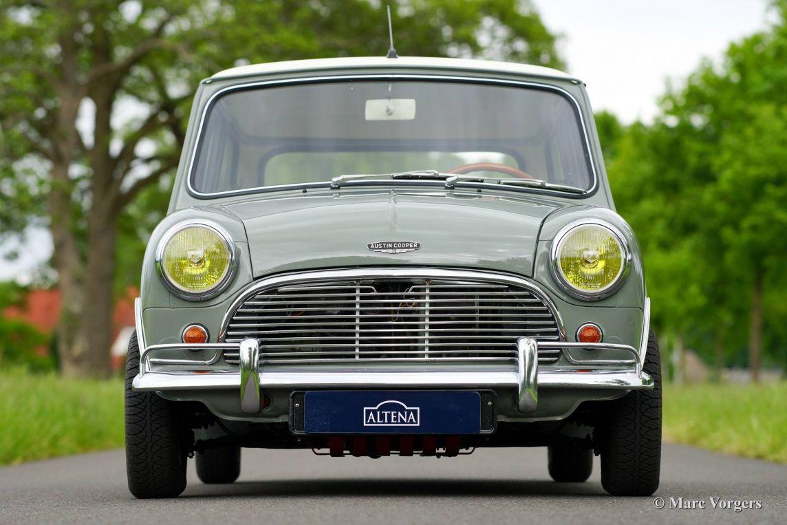 Austin mini cooper 1965 classicargarage fr for Garage austin mini