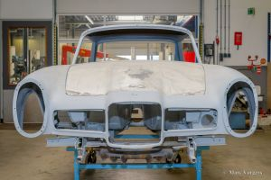 Facel Vega Facel 3 1963 restoration