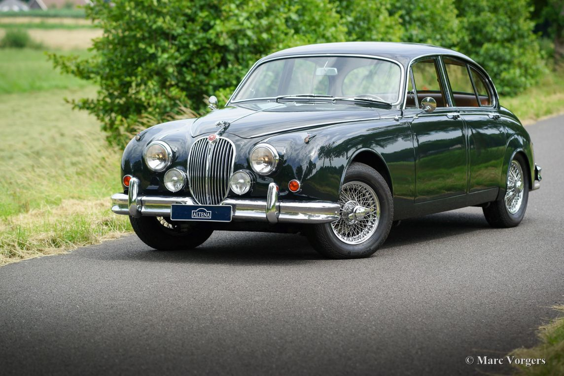 jaguar mk ii 3 4 litre 1964 classicargarage fr. Black Bedroom Furniture Sets. Home Design Ideas