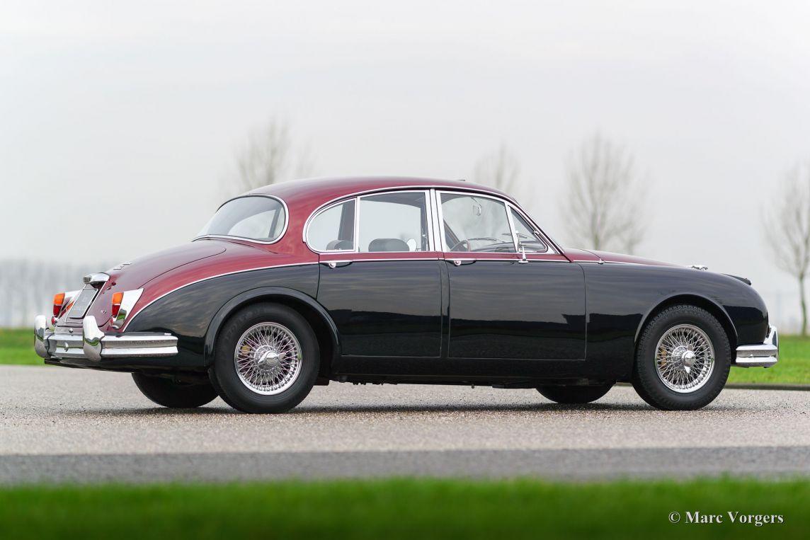 Jaguar Mk II 3.8 Litre...