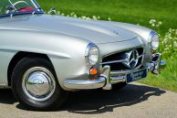 Mercedes-Benz 190 SL, 1958