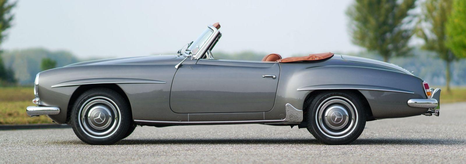 mercedes benz 190 sl 1962 classicargarage fr. Black Bedroom Furniture Sets. Home Design Ideas