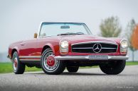 Mercedes-Benz 280 SL, 1968