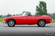 MG MGB roadster, 1965