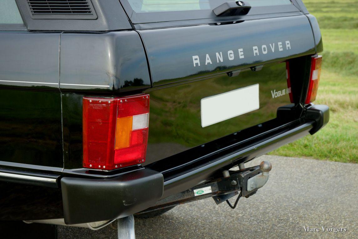 Range rover vogue se 1990 classicargarage fr for Garage land rover villeneuve d ascq