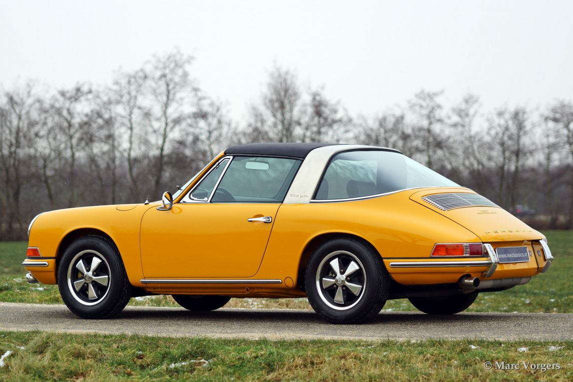 Porsche 911 2 0 Sportomatic 1968 Classicargarage Fr