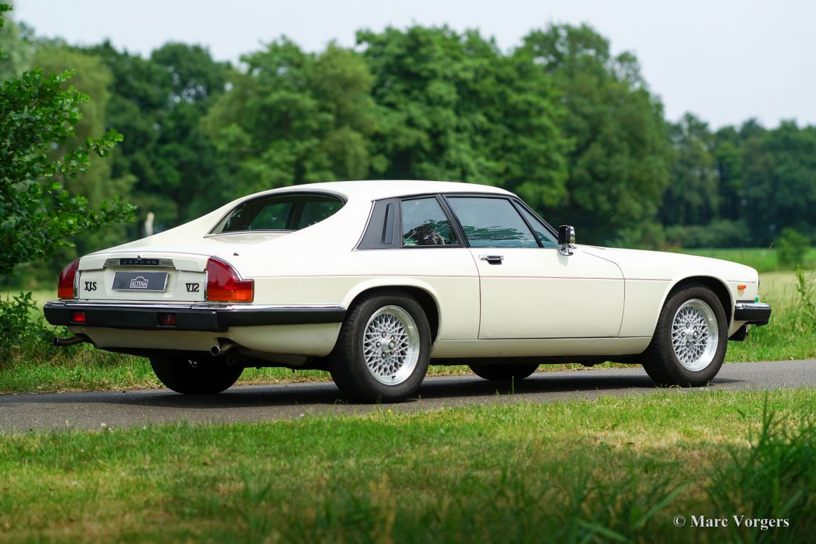 Jaguar 2018 Xj >> Jaguar XJ-S V12 coupe, 1987 - Classicargarage - FR
