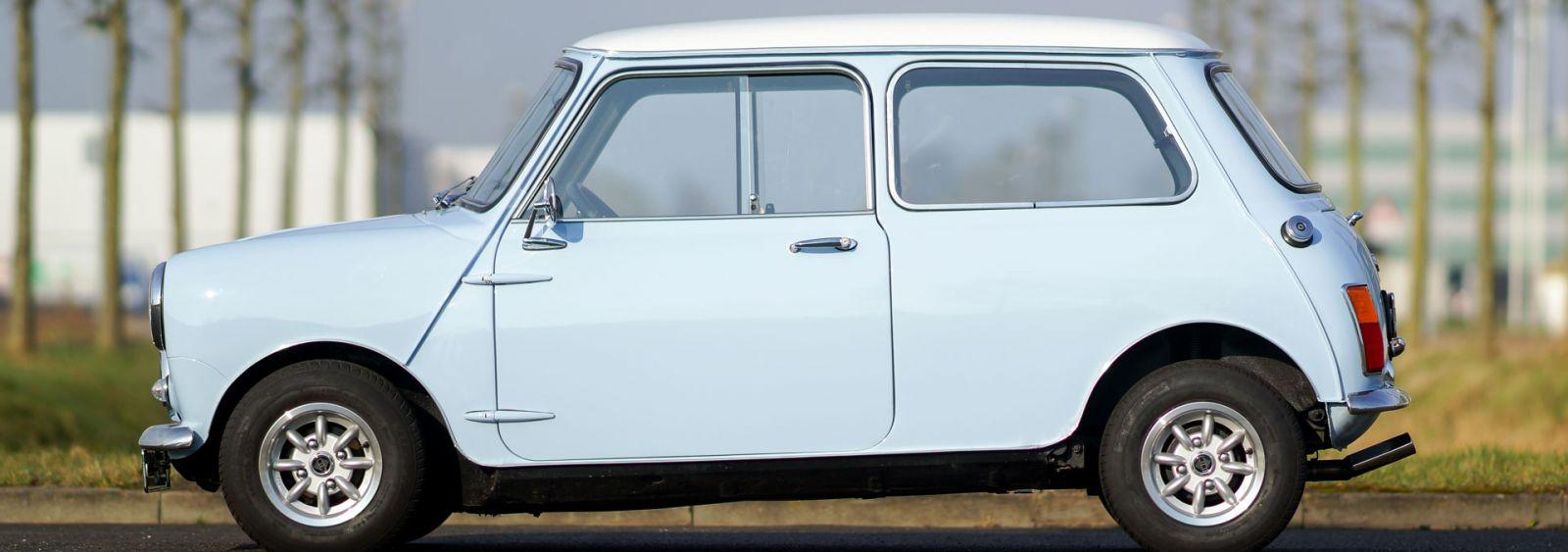 austin mini cooper mk 2 1968 classicargarage fr. Black Bedroom Furniture Sets. Home Design Ideas