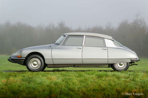 Citroën DS20 Pallas, 1969