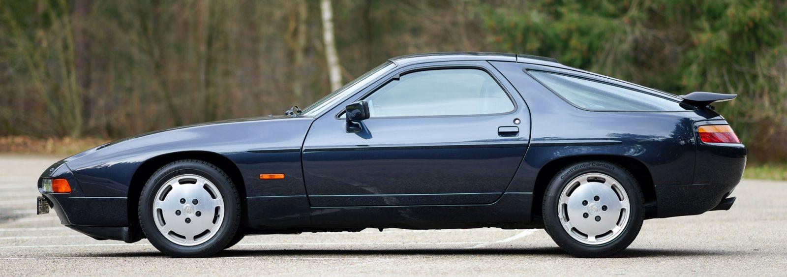 Porsche 928 s4 1987 classicargarage fr for Interieur 928
