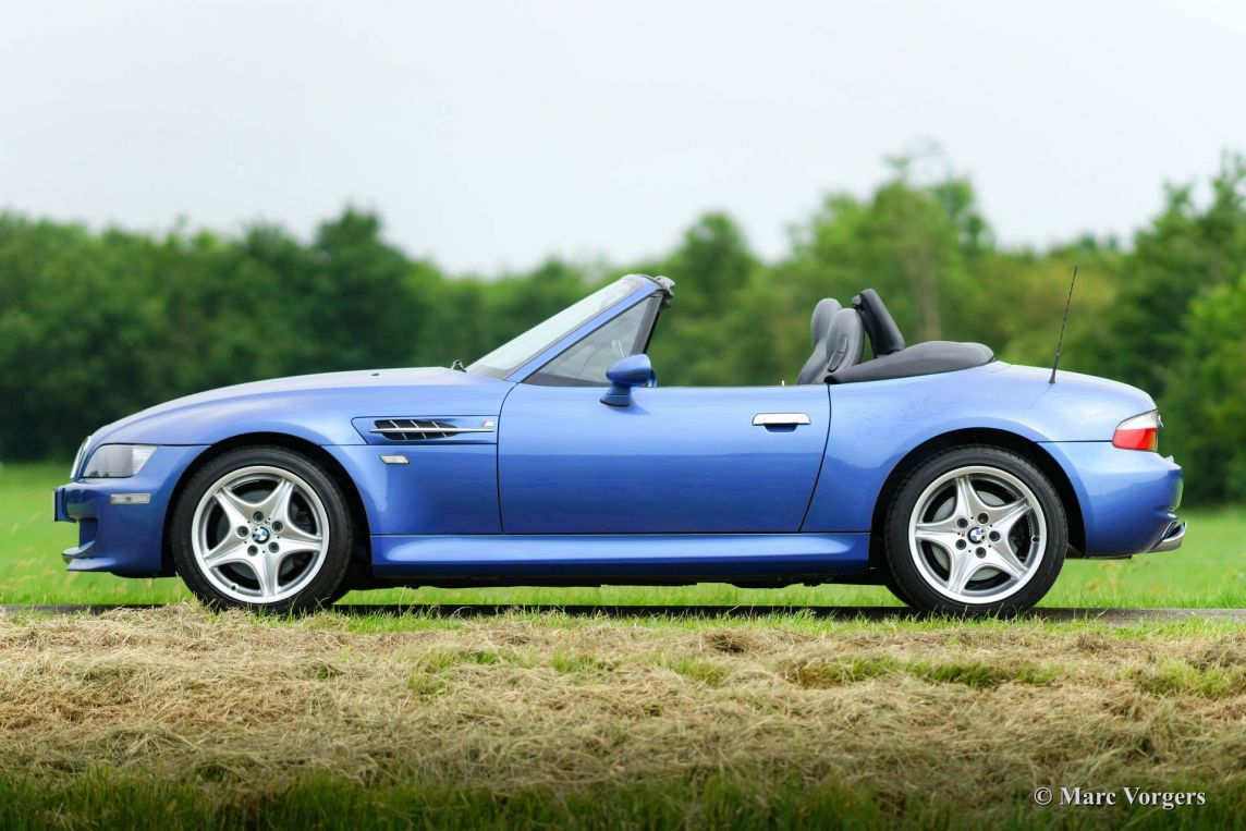 Bmw Z3 M Roadster 1998 Classicargarage Fr