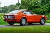 Datsun 240Z rally car, 1971
