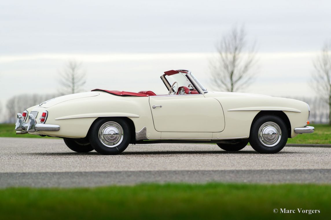Mercedes benz 190 sl 1959 classicargarage fr for Where do they make mercedes benz