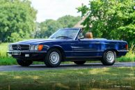 Mercedes-Benz 380 SL, 1984