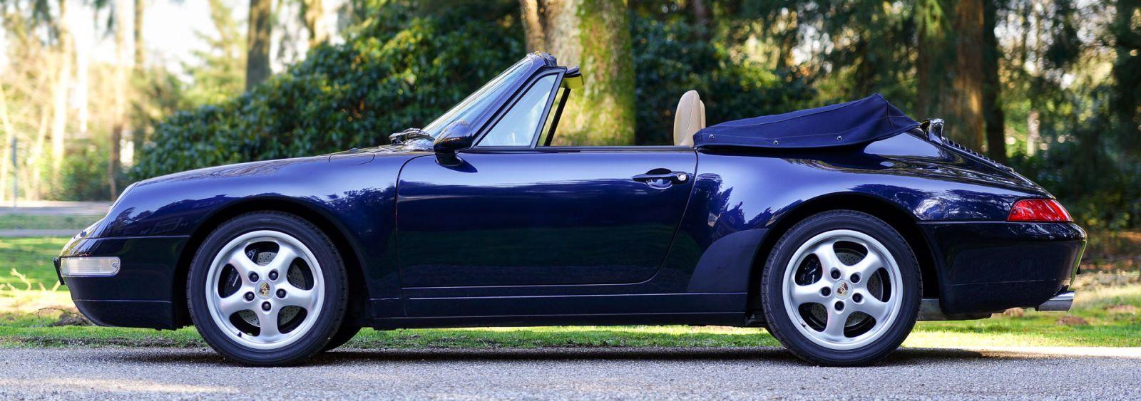 porsche 911 993 cabriolet 1994 classicargarage fr. Black Bedroom Furniture Sets. Home Design Ideas