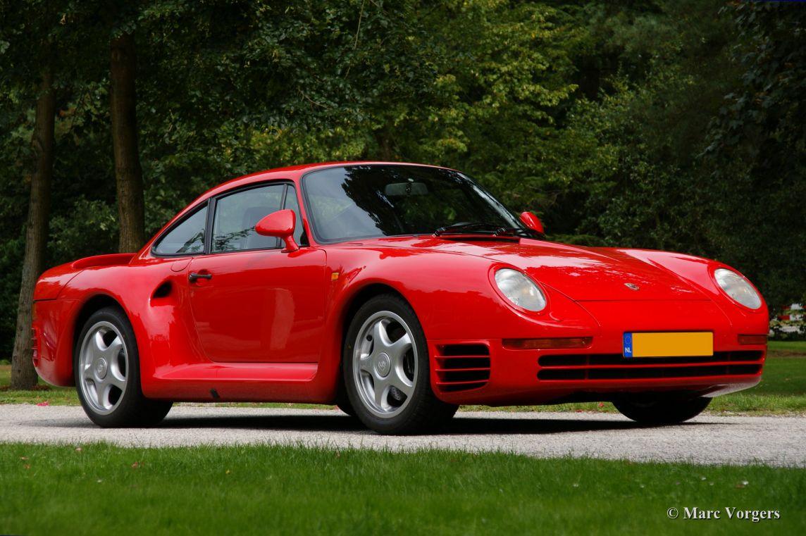 Porsche Cayenne A Vendre >> Porsche 959, 1988 - Classicargarage - FR