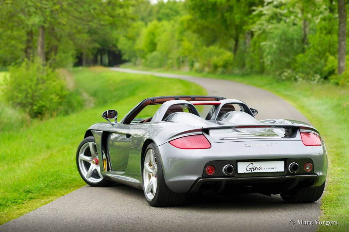 porsche carrera gt 2004 classicargarage fr. Black Bedroom Furniture Sets. Home Design Ideas