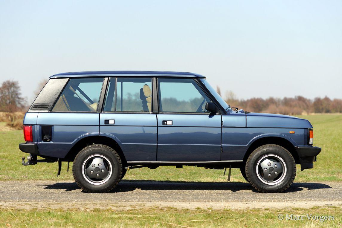 Range Rover A Vendre >> Range Rover classic , 1988 - Classicargarage - FR