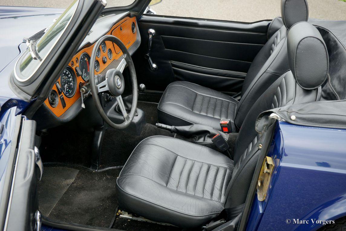 Triumph Tr6 Pi 1972 Classicargarage Fr