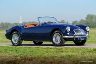 MG MGA 1500 roadster, 1958