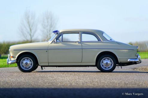 Volvo 121 'Amazon' coupe, 1969