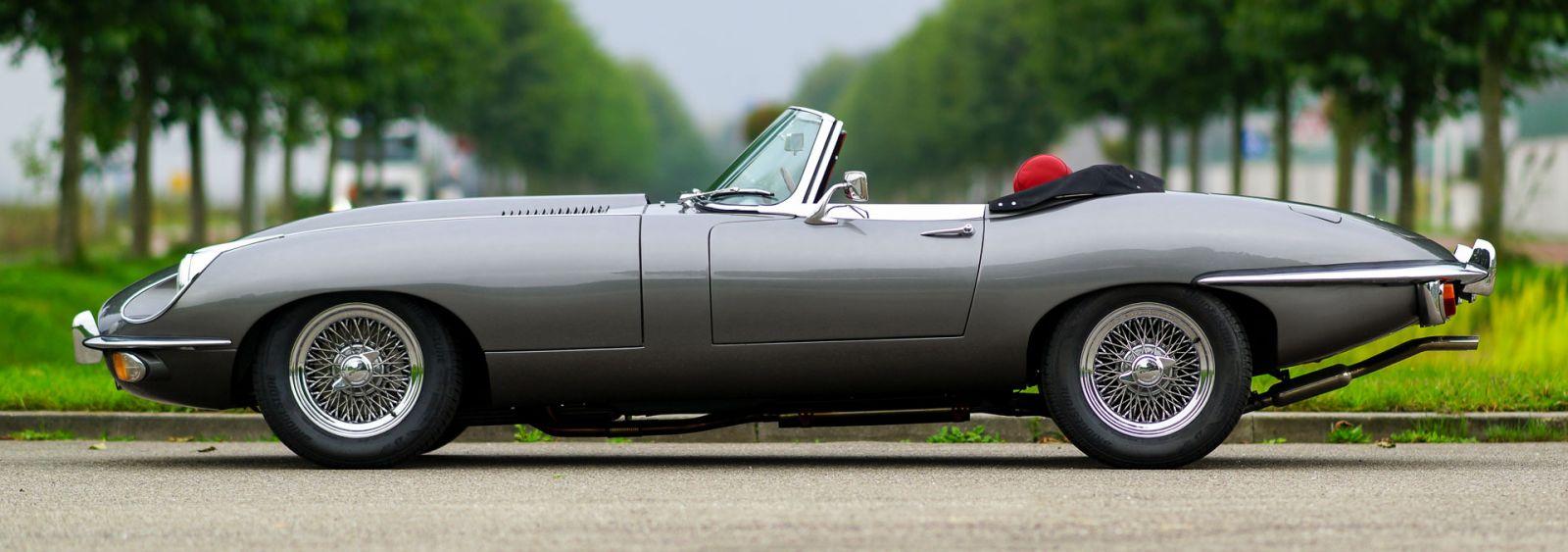 Jaguar E-type 4.2 Litre OTS, 1969 - Classicargarage - FR