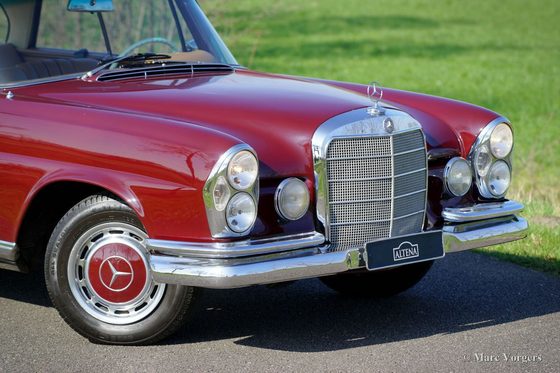 Mercedes Benz 250 Se Coupe 1968 Classicargarage Fr