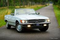 Mercedes-Benz 450 SL, 1979