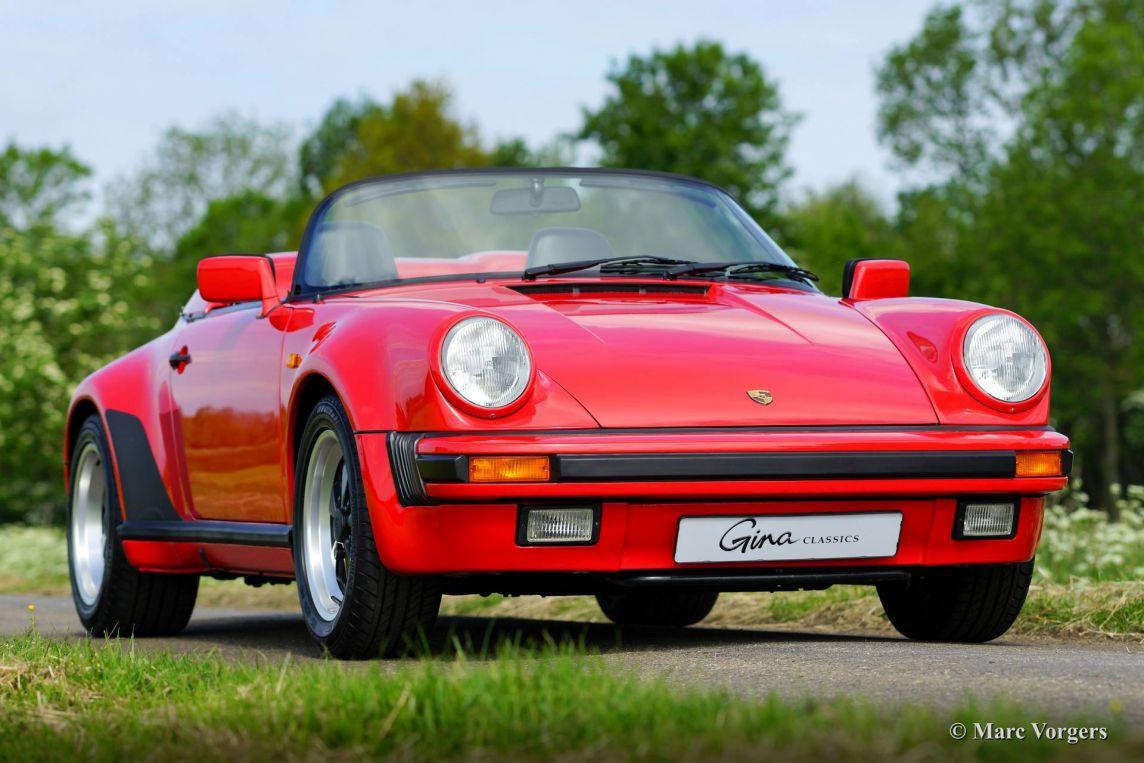 Porsche Cayenne A Vendre >> Porsche 911 Speedster 3.2, 1989 - Classicargarage - FR