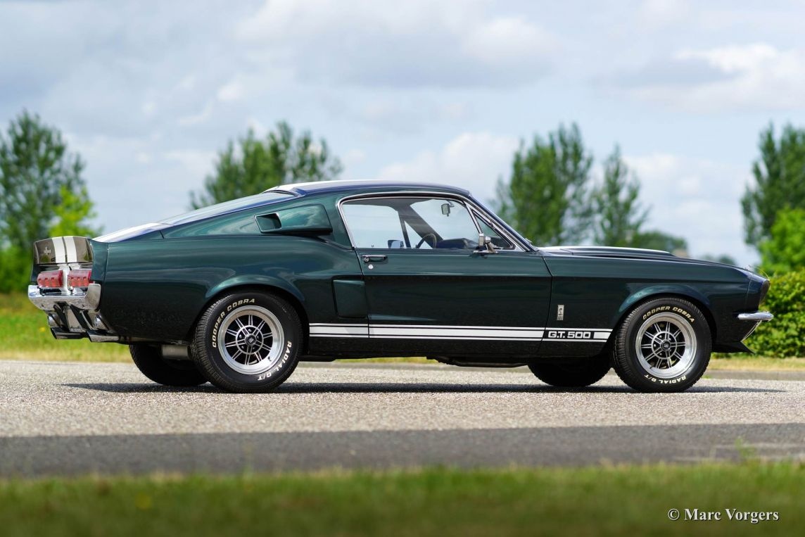 Ford Mustang Shelby Gt 500 1967 Classicargarage Fr