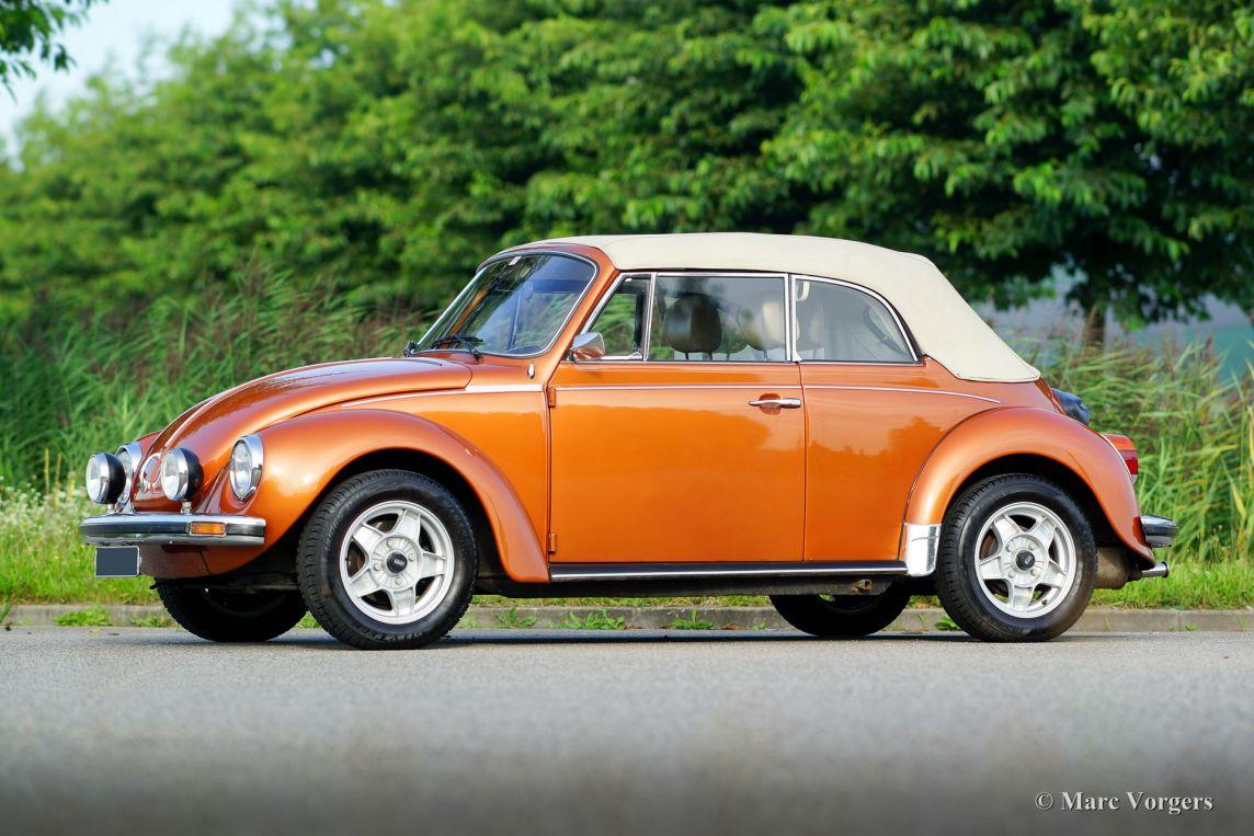 Volkswagen beetle 1303 cabriolet 1978 classicargarage for Garage volkswagen marennes 17