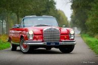 Mercedes-Benz 300 SE convertible, 1966