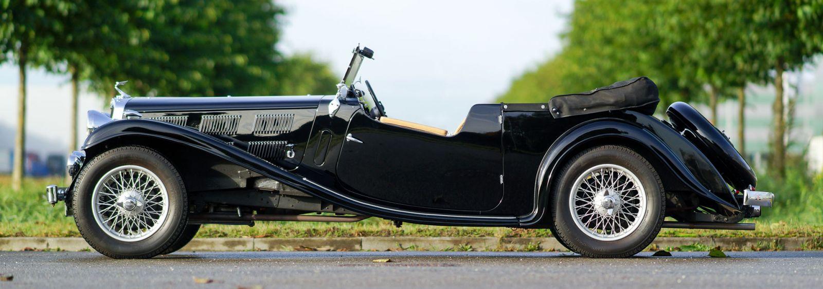 triumph gloria six tourer 1935 classicargarage fr. Black Bedroom Furniture Sets. Home Design Ideas